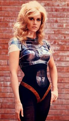 Jane Fonda, Barbarella costume