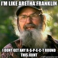 Si Robertson just might be my favorite person in the whole world.