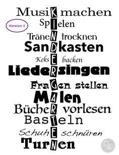 Plotterdateien, kostenlos, Freebies, Kindergarten, Tasche, Erzieher, Danke schön, Jutetasche, Stoffbeutel