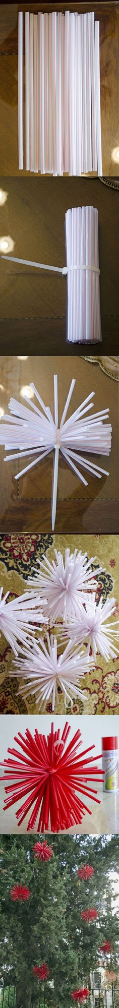 DIY Christmas Decoration Idea - 20 Jaw-Dropping DIY Christmas Party Decorations | GleamItUp