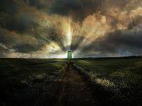 A minha esperança é Jesus!: A porta da minha salvação!