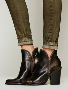 Jeffrey Campbell 1968 Ankle Boot at Free People Clothing Boutique♥♥♥