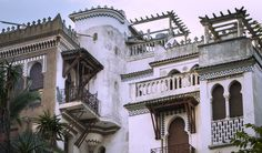 Beautiful old house in El Biar-algiers-Algeria