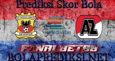 Prediksi Go Ahead Eagles vs Az Alkmaar 14 Januari 2017