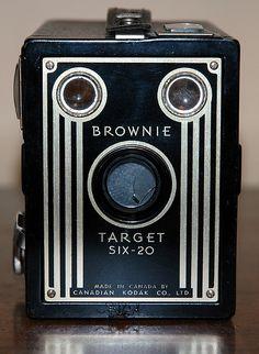 Kodak Brownie Target 6-20