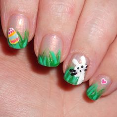 Lazy Lacquerista: Aussie Nails Monday :: Easter