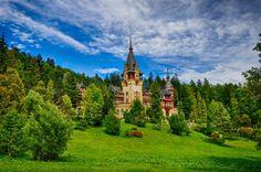 Peleș Castle -  Sinaia, Romania