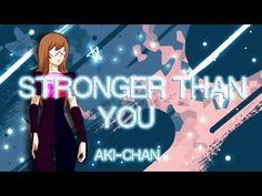 【Aki-chan】Stronger Than You【Cover en español】 - YouTube