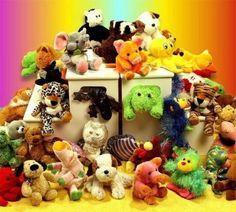 Beanie Babies #memories #90s #childhood