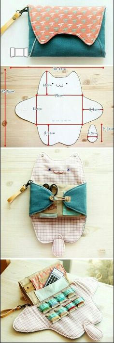 free purse organizer patternsPurse Organizer Insert DIY: Eleven free patterns, tutorials and DIY sewing projects to insert wallets. Excellent organization and storage solution for bags, purses, handbags and carrier bags that lack interior pockets Sewing Tutorials, Sewing Hacks, Sewing Crafts, Sewing Projects, Sewing Patterns, Tutorial Sewing, Sewing Ideas, Diy Projects, Bag Tutorials