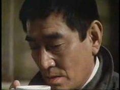 1987 高倉健 NESCAFE Ad