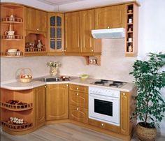 маленькая угловая кухня - Поиск в Google Larder Cupboard, Kitchen Cupboard Doors, Kitchen Cabinets, Kitchen Interior, Kitchen Decor, Butler Pantry, Home Organization, Countertops, Blue Colors