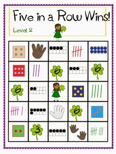 Love Those Kinders!: St. Patrick's Day Math Centers - Revised!