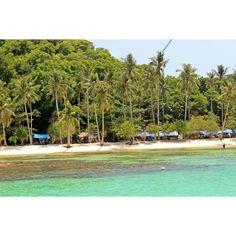 A island in Karimunjawa. #travel