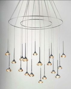 Axo Light Subzero SP 1 3 6 suspension lamp