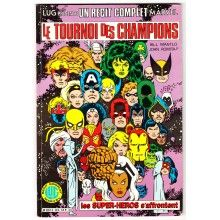 """UN RECIT COMPLET MARVEL N°3 : """"LE TOURNOI DES CHAMPIONS"""" Tournoi, France, Champions, Baseball Cards, Games, Gaming, Toys, French, Game"""