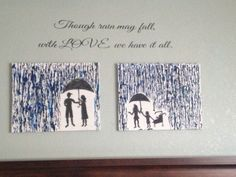 Love this crayon art and quote I created.