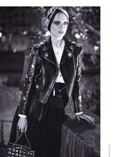 Midnight In Paris' by Stephane Guadrie for D La Repubblica No. 780