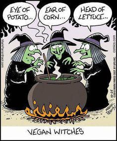 ✯ Vegan Witches ✯