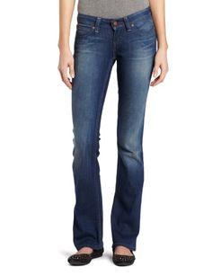 Levi's Juniors Bold Curve Boot Cut Skinny Jean « Impulse Clothes