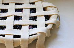 Very Berry Pie via Cupcakes and Cashmere