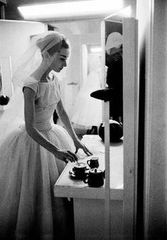 One of our favorite ladies, Miss Audrey Hepburn!