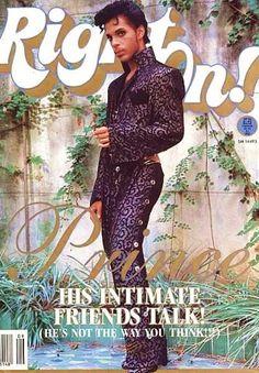 Old school magazine...a true classic!