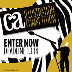 Communication Arts Illustration Competition deadline 1/3/14