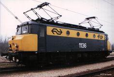 de 1136 Electric Locomotive, Locs, Dutch, Classic, Modern, Historia, Netherlands, Derby, Trendy Tree