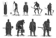Boogeyman concept art (SH Downpour)