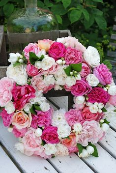 Amazing wreath <3 <3 <3