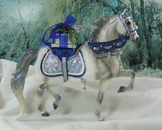breyer horses holiday | Found on miniatures.about.com