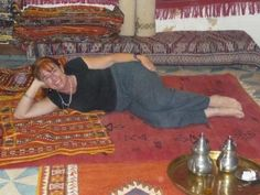Creative Arts Safaris - Moorish Delights of Andalusia & Morocco  Magic carpets in Morocco