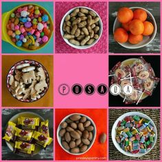 How To Make Posada Candy Bags (Aguinaldos)