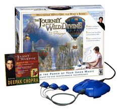 The Journey to Wild Divine Biofeedback Software & Hardware for PC & Mac: The Passage Yoga Supplies, Online Video Games, Free Coupon Codes, Just A Game, Alternative Health, Gaming Computer, Digital Camera, Health And Beauty, Games