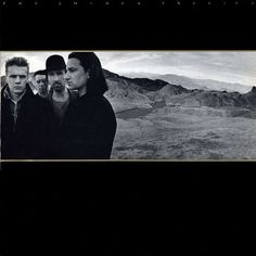 U2 The Joshua Tree 33T Gatefold