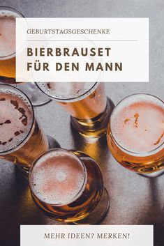 Bierbrauset Alcoholic Drinks, Brow Bar, Gift Cards, Mother's Day, Tips, Alcoholic Beverages