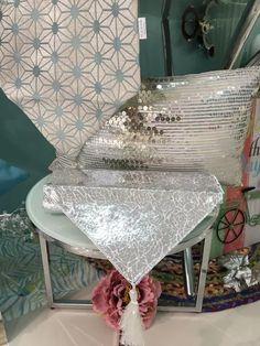 cojines y caminos de mesa en www.virginia-esber.es