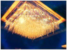 Lámpara Hotel Sheraton, Santiago, Chile