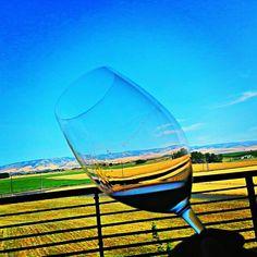 Wine Glass, Walla Walla,  Washington