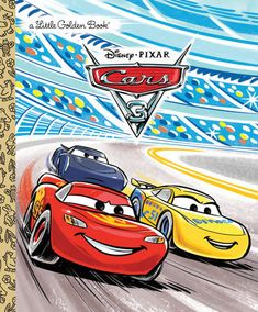 A Little Golden Book based on Disney/Pixar Cars 3—cruising into theaters June 16, 2017!Blindsided by a new generation of blazing-fast racers, the legendary Lightning McQueen (voice of Owen Wilson)...