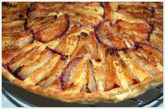 tarte amandine aux prunes1