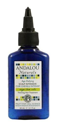 Andalou Naturals Age Defying Scalp Intensive With Argan Stem Cells 2.1 Fl Oz
