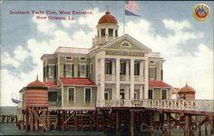 Southern Yacht Club, New Orleans, LA