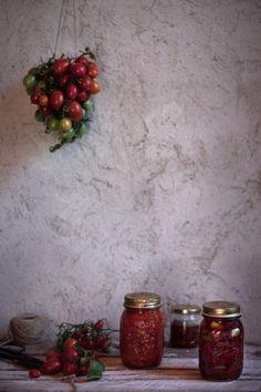 Conservare i pomodori