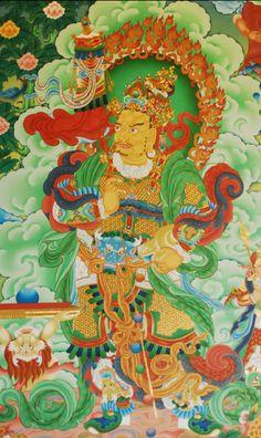 北方多聞天王(Dhanada)