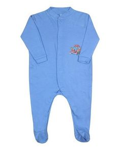5ff94d389ce0 Buy Onesies   Rompers for Unisex Boys Girls Baby - Clothing - Cotton Rompers  For Infants – (Blue) Online India