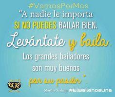 @Regrann from @somos_pasion -  #ElBailenosUne Buenas Noches #VamosPorMas #SalsaCasinoVenezuela - #regrann