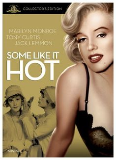 Some Like It Hot (Collector's Edition) DVD ~ Marilyn Monroe 1/4/2014