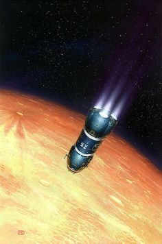 Peter Elson - Planet of the Damned by myriac, via Flickr